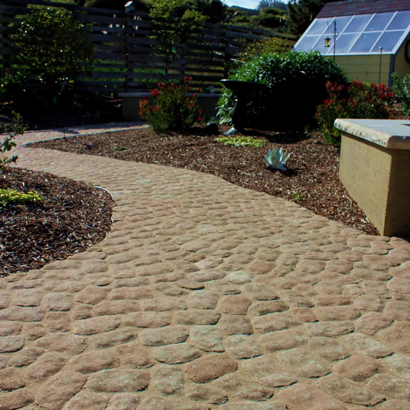 Old World Cobble Sandstone Blend
