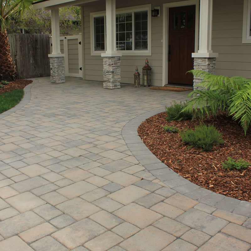 Morro Bay Grey Roman Pavers