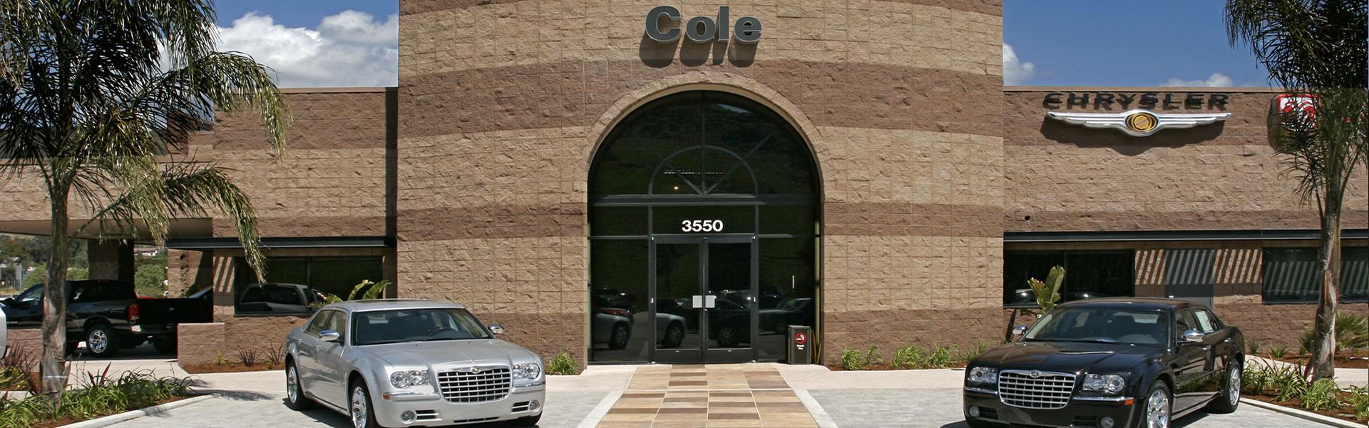 Cole motors
